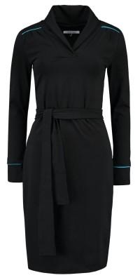 jurk zwart streep_front klein