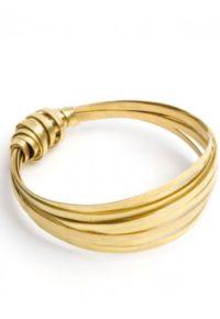 Just Trade Brass Bangle-500x500