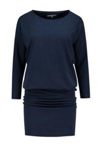 jurk donkerblauw_front2 half size