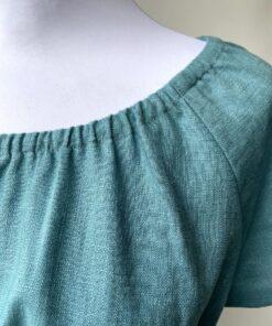 Ivy jurk linnen